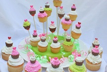 cakes cookies cupcakes / by laverna broadwater
