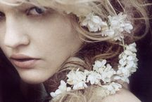 Haar bloemen