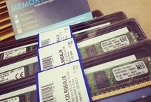 Kingston DDR3 RAM / #kingston #ddr3 #sodimm #dimm #ram #memory #upgrade #memorycow