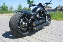 Vrods / The porche on 2 wheels.