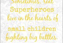 September / Because kids get cancer too... / by Lauren Cerisano