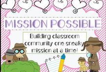 Classroom Community Building / by Kelsey Fish