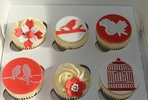Cup Cakes, Pop Cakes and Dessert Displays