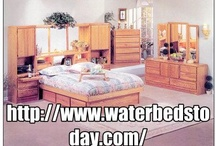 Waterbeds Today / http://www.waterbedstoday.com is your #1 Online Store For #Waterbeds And Waterbed #Furniture, Soft Sides, Youth #beds, Full Motion, Bedding, Semi Waveless, Replacement Parts, Waterbed Services.....We have been in the waterbed industry since 1971 and have a wealth of knowledge of the product and what is necessary to give you the optimum experience with 'proper flotation'.