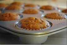 Bread, muffins & Rolls / by Jamie Boyles