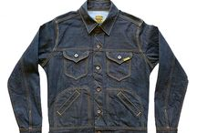 Ande Whall Selvedge Denim / Dedicated to Ande Whall's denim mastery created here in New Zealand