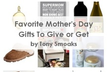favorite mother's day gifts to give or get