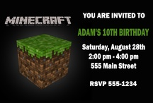 Minecraft Birthday Ideas