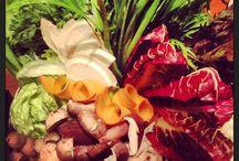 食べる野菜 / 食べる野菜
