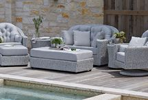 Woven Outdoor Furniture / by Woodard Furniture