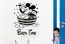 kids bathroom decoration idea