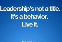 leadership/personal developement / by Sheila Gillespie-Hart