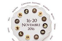 Cioccoshow - Edizione 2016 / Cioccoshow vi aspetta a Bologna per la 12esima edizione dal 16 al 20 novembre!
