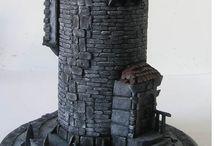 Башни