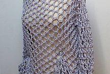 knitted heart,pletené srdcom