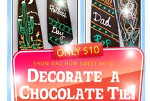 Sweet Father's Day Gifts / Sweet gifts for a SWEET Dad!