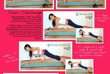 Get fit goals / by Tara