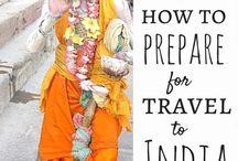 India, land og colours