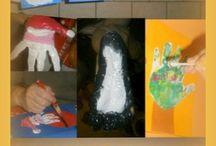 arts visuels en maternelle