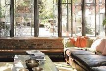 Living room / Salon