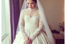 Wedding Veil/Dresses