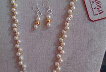 Collares / Venta de Hermosos collares y coordinados en piedras naturales,cristales y todo tipo de materiales.