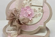 Easel & other Fancy Fold Cards