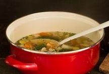 soep en bouillon