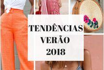 Modas verão 2018
