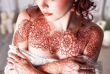 Mehendi By Vaiga / Hello! My name Vaiga, I'm from Russia. Mehendi is my craft! Here you can see my creativity :)