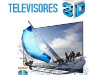 Televisores 3D / Disfruta de la sección de televisores 3D que te ofrece Samsung y LG.