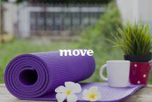 Move / by DAVIDsTEA