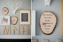// babe clark / { whimsical, woodsy + nature meets tribal + hard industrial } / by Krystle Clark