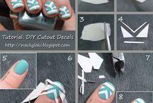 Cool nail designs  / by Rebecca Carroll