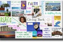 I have a Vision Board!
