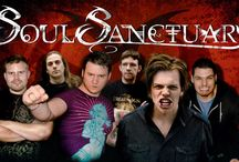 Soul Sanctuary / A Board All About The Band Soul Sanctuary  Soul Sanctuary are a Heavy Metal Band from the UK.  Formed in 2006 they're music is a hybrid of Heavy Metal, Metalcore and Various types of Alternative and Progressive Metal.  Members are Luke Gibson, Michael Burrough, Ed Stevens, Paul Gooding, Anthony Montague and Jay Hicks.