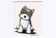 Biewer Terriers