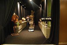 Artwork Exhibition Area