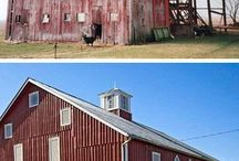 old barns / restorated