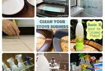Cleaning Tips / by Kimberly Gorman