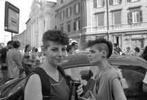 PRIDE HISTORY MONTH / From Black and White Images to Finding the Rainbow