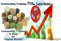 Commodity Tips / Commodity tips:-- a raw material or primary agricultural product that can be bought and sold, such as copper or coffee.