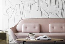 Color Sofas / https://katedwellinstyle.wordpress.com/