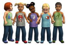 Sims 2 Clothing-PU (Toddler)