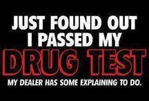 Funny Drug Testing