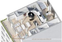 Thiết kế nội thất căn hộ Penthouse / Thiết kế nội thất căn hộ penthouse - không gian sống resort trên những toa cao ốc giữa lòng đô thị. KTS thiết kế:  0904.183.097 http://vietnamarch.com.vn/noi-that-can-ho-penthouse/