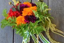kytice a dekorace z květin