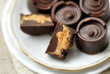 csokoládé saját kezűleg