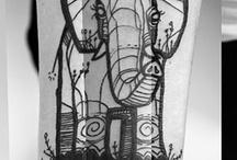 Tattoos / by Randi Kobielnik