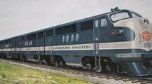 Trenuri superbe - amaizing trains / Trenuri superbe